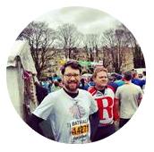 Martin Heavens Marathon image
