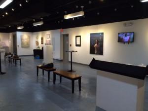 Art Auction Room