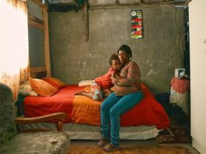 Denise and Linamandla Manong, Khayelitsha Township, Western Cape, South Africa, 2014   © Annie Leibovitz from WOMEN: New Portraits