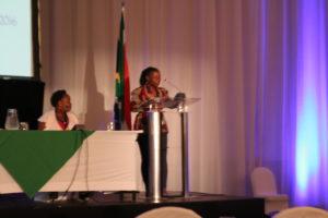 Dr. Shungu Gwarinda's opening speech