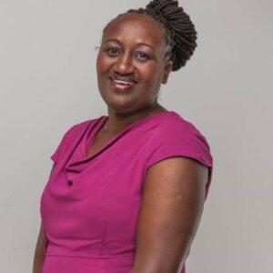 Jane Peris Njoki from the Mathare North Health Centre in Nairobi, Kenya