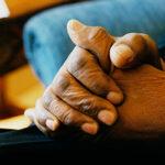 Mandela's hands for Mandela Day